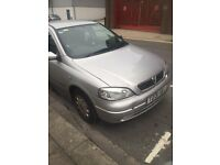 Vauxhall Astra Silver 1.6 - 1 Years MOT