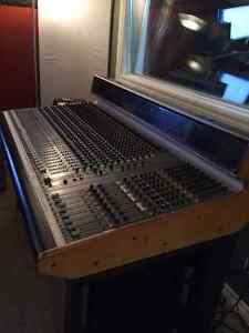 Hill Audio Concept 4400 Mixing And Recording Console