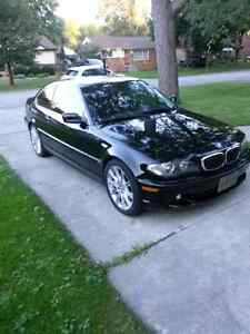 2004 bmw 330ci 148000kms safetied & etested