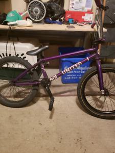 United bmx bike