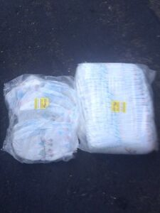 Free size 5 diapers