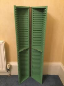 2 CD storage towers £8 for both