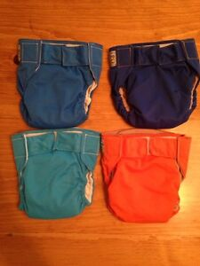 Cloth diapers/ couches lavable
