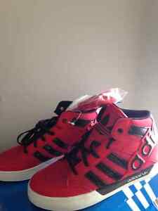 Size 2 boys Adidas shoes brand new