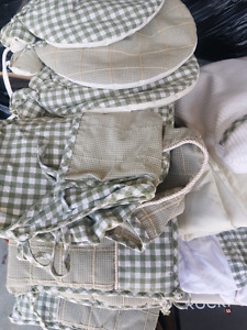 Nursery set gender neutral Never used Best Offer