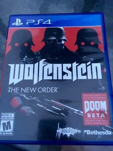 Wolfenstein (PS4)