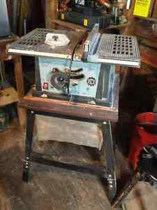 """10"""" Table Saw - King  W/Stand"""