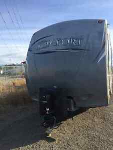 Dutchman Comfort 26ft trailer - hardly used