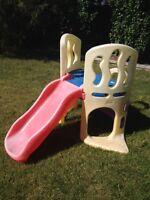 Little Tykes play slide