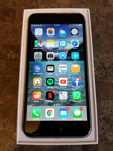 iPhone 6 plus 128gb Like New!