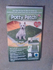 Potty Patch Like New Never Used