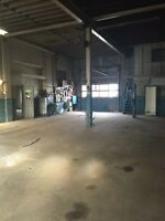 Auto repair and paint shop for rent