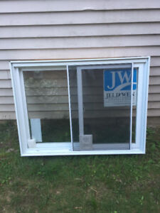 2 brand new windows