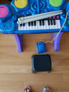 kids piano &drums