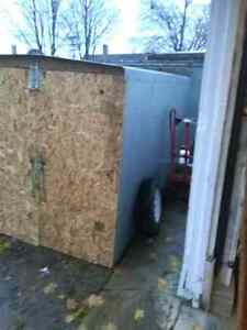 Enclosed trailer insert or shed London Ontario image 1