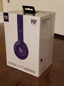 Sealed Beats Solo 3 Wireless - POP Collection Violet