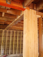 STRUCTURAL CARPENTER- Load bearing walls removed