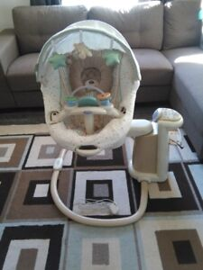 GRACO Swing chair.  (reduced price by $20)