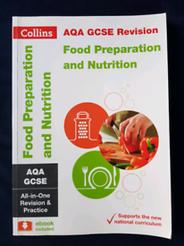 AQA GCSE 9-1 Food Preparation and Nutrition All-in-One Revision and Pr