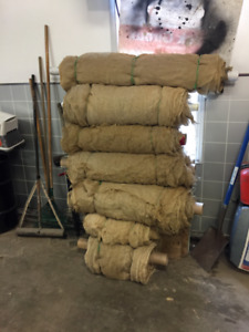 Burlap for Trees and Shrubs