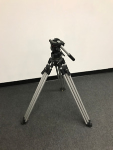 Manfrotto ART 351 PRO Tripod #136 FLUID HEAD