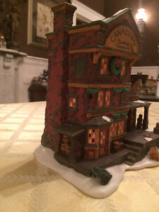 Dept 56 Dickens Village - Canadian Trading Co. London Ontario image 2
