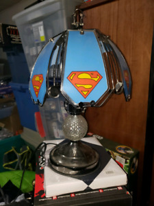 Superman lamp!