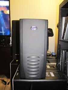 SABERTOOTH-i7 960-12GB RAM- GTX 660-SSD+HDD-750W-3.0-WIN 10
