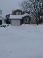 Barrheven and nepean snow removal