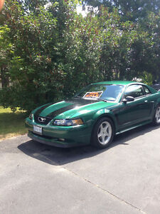 GT-2000 Ford Mustang, Certified July 13th, Vehicle HistoryReport