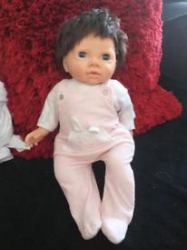 Tiny treasures reborn doll