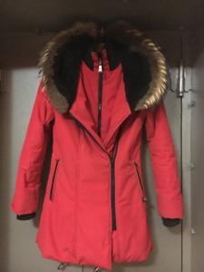 Manteau Sicily XS - Fourrure véritable