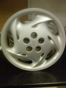 "Silver Wheel Covers 15"" 8 in total."