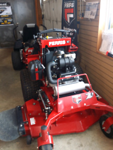 Ferris Zero turn Stand on mower
