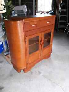 ART DECO  BUFFET IN SOLID CONDITION