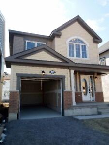Brand New 3 BR single house rental in Kanata south