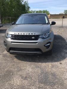 2017 Land Rover Autre HSE VUS