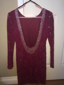 Night of a Thousand Sparkles Dress - Need Gone ASAP