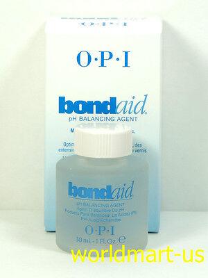 OPI Bond Aid ( pH Balancing Agent ) 30ml/1fl oz Bondaid GelColor