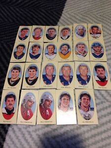 2011 Champs Hockey Cards minis