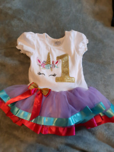 First birthday party dress