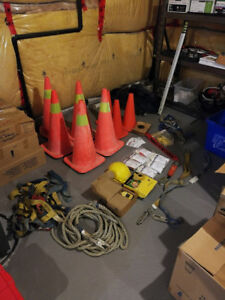 Safety Equipment Lot
