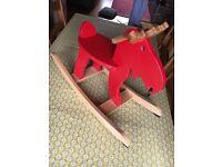 Rocking Horse Reindeer