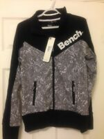 Brand New Bench Zip-Up Sweatshirt/Jacket - Size XL