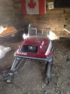 Enticer snowmobiles 850$ for everything