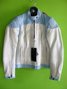 Alpinestars - Stella ICE Leather Jacket - Large at RE-GEAR
