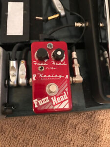 For Sale -Keeley Fuzz Head Pedal