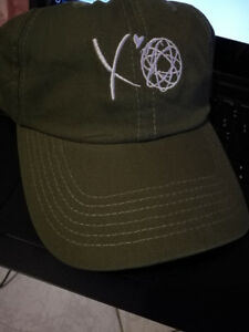 Brand new XO Futura Weeknd Hat - Army Green - One Size