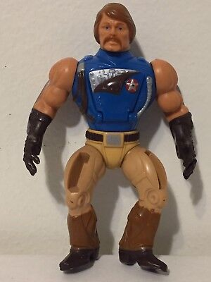Vintage 1980S Rio Blast Masters Of The Universe Action Figure He Man Motu 1985
