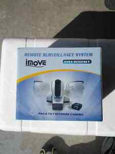 Network camera surveillance Pan & Tilt IP Cam Kitchener / Waterloo Kitchener Area image 2